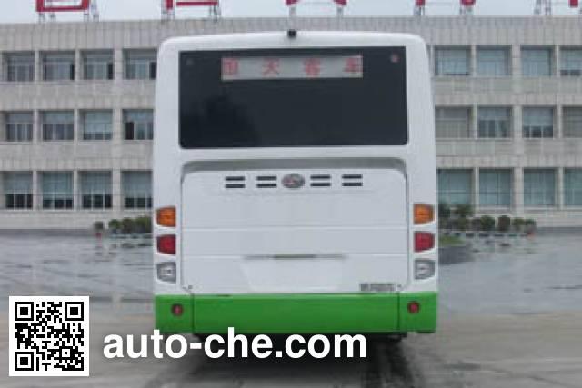 楚风牌HQG6850EA5H城市客车