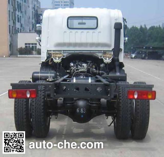 Heron HRQ1120PHD4 truck chassis