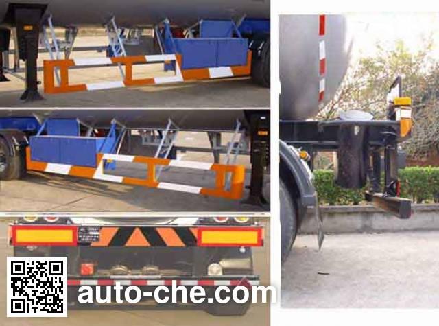 Hongtu HT9409GYQ3D liquefied gas tank trailer