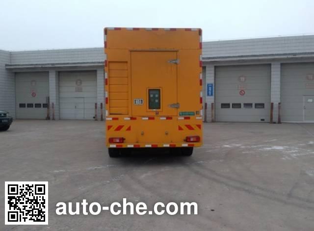 Yigong HWK5250XDY мобильная электростанция на базе автомобиля