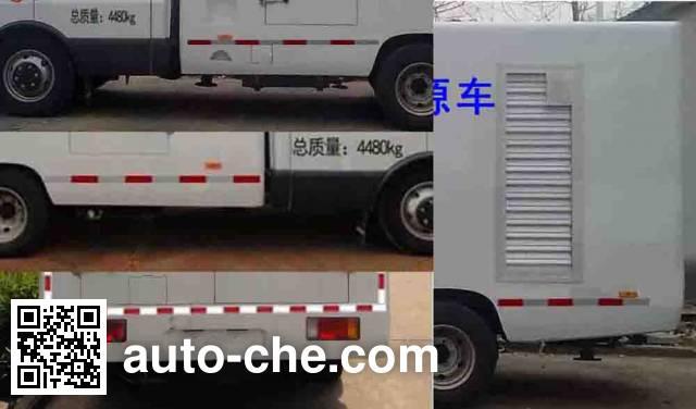 Hongyun HYD5044XDYCF мобильная электростанция на базе автомобиля