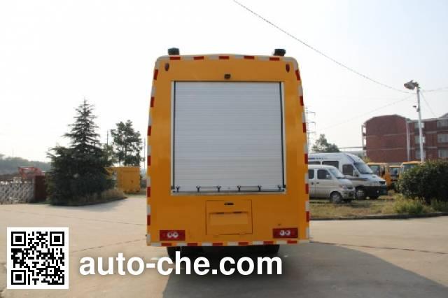 Hongyun HYD5120XDY мобильная электростанция на базе автомобиля