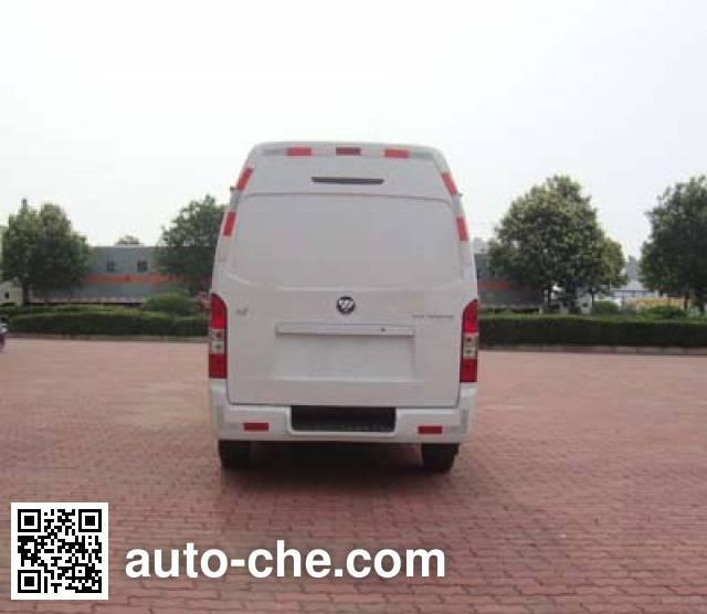 Hongyu (Henan) HYJ5030XLLB2 cold chain vaccine transport medical vehicle