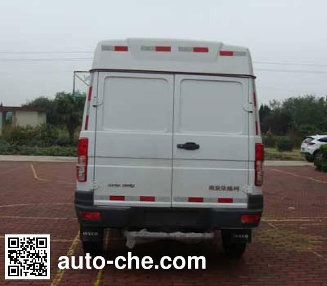 红宇牌HYJ5040XLCB6冷藏车