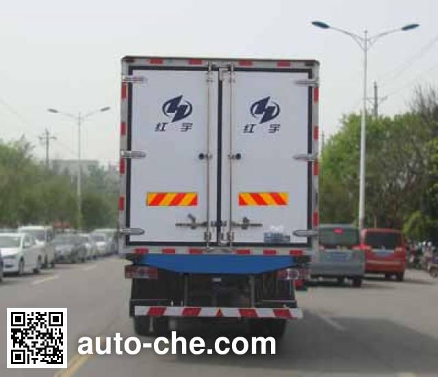 红宇牌HYJ5120XLCA冷藏车