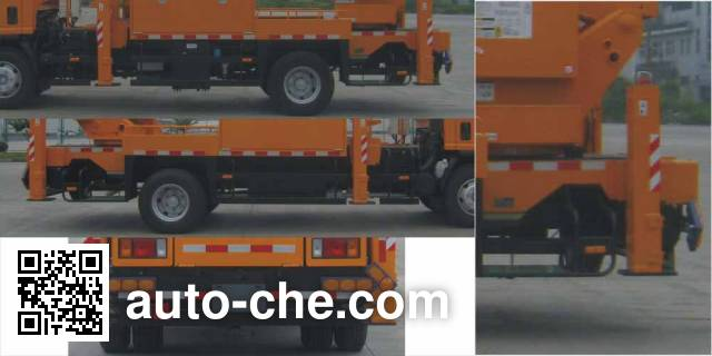 Aizhi HYL5092JGKA aerial work platform truck