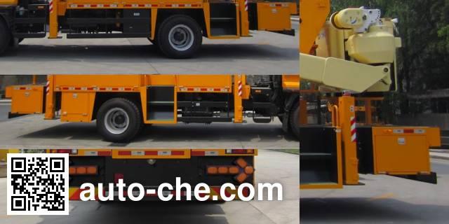 Aizhi HYL5151JGKB aerial work platform truck