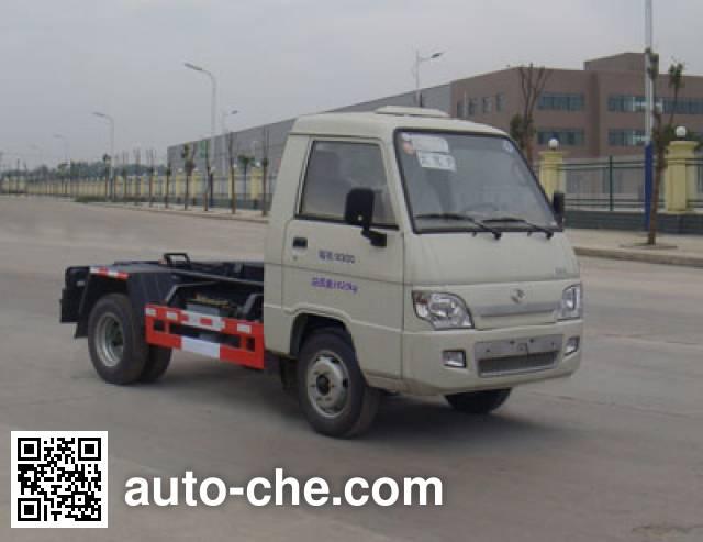 虹宇牌HYS5042ZXXB车厢可卸式垃圾车