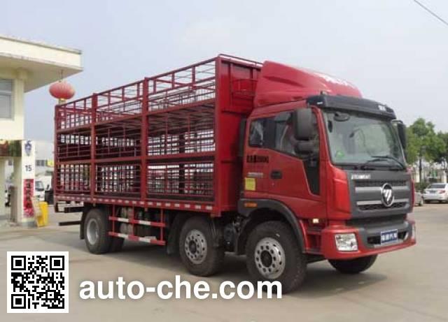 Hongyu (Hubei) HYS5250CCQB4 livestock transport truck