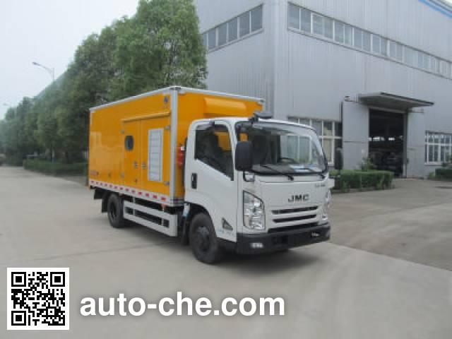 Hongyu (Henan) HYZ5040XDY мобильная электростанция на базе автомобиля
