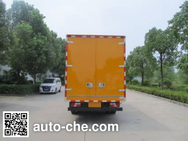 Hongyu (Henan) HYZ5071XDY мобильная электростанция на базе автомобиля