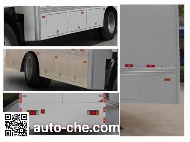 Hongyu (Henan) HYZ5100XDY мобильная электростанция на базе автомобиля