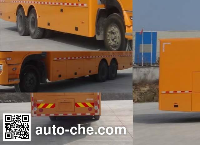 Dongfang HZK5231XDY мобильная электростанция на базе автомобиля
