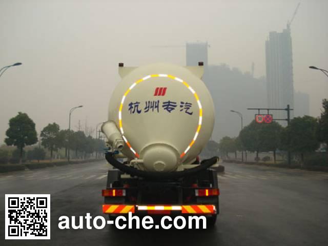 宏宙牌HZZ5253GFLDF低密度粉粒物料运输车