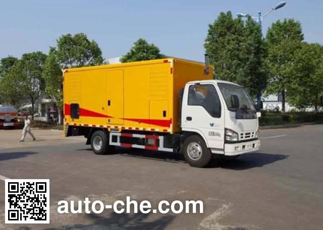 Jiudingfeng JDA5060XDYQL5 мобильная электростанция на базе автомобиля