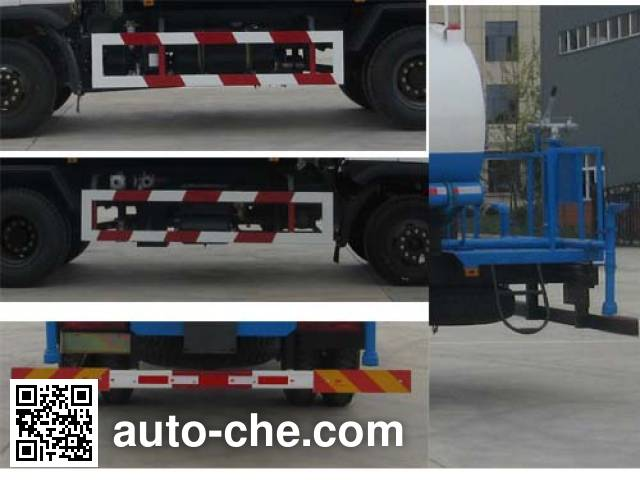 Jiudingfeng JDA5160GSSEQ5 sprinkler machine (water tank truck)