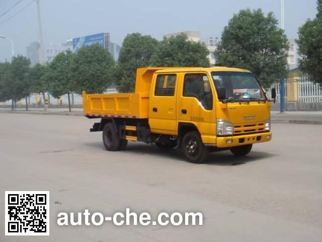 Jiangte JDF5040ZLJQ41 dump garbage truck