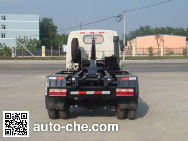 Jiangte JDF5041ZXXDFA4 detachable body garbage truck
