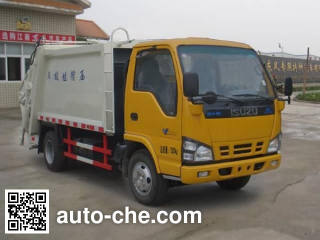 Jiangte JDF5070ZYSQ4 garbage compactor truck