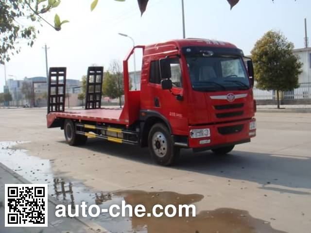 Jiangte JDF5160TPBC4 flatbed truck
