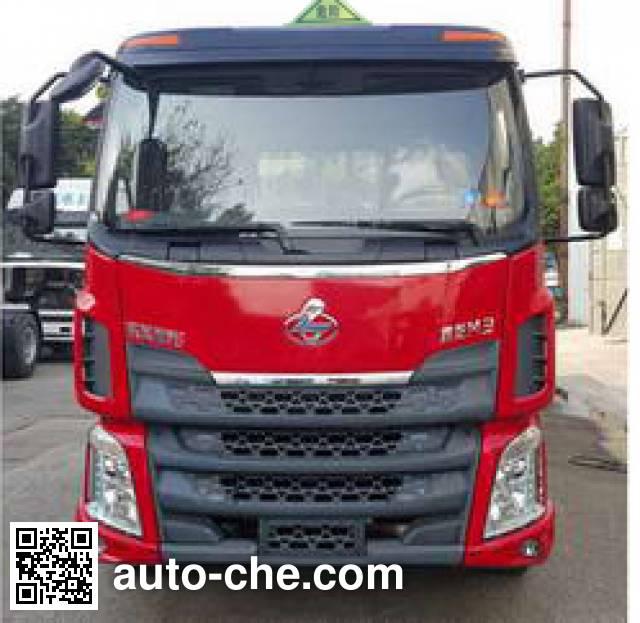 Jiangte JDF5160XZWLZ5 dangerous goods transport van truck
