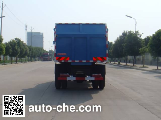 Jiangte JDF5160ZDJK4 docking garbage compactor truck