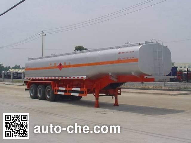 Jiangte JDF9400GYY oil tank trailer