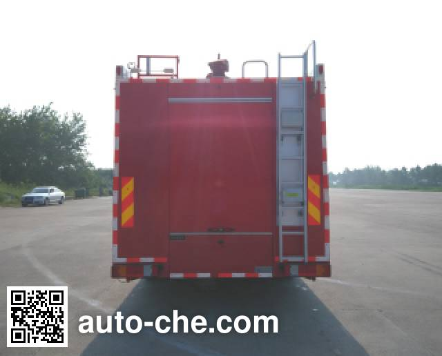 Jinshengdun JDX5170GXFPM60/B foam fire engine