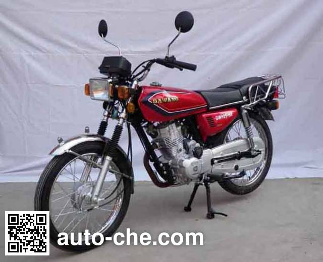 Jinfeng JF125-5A motorcycle