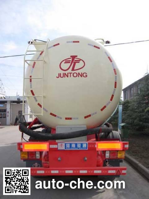 骏通牌JF9402GFL中密度粉粒物料运输半挂车