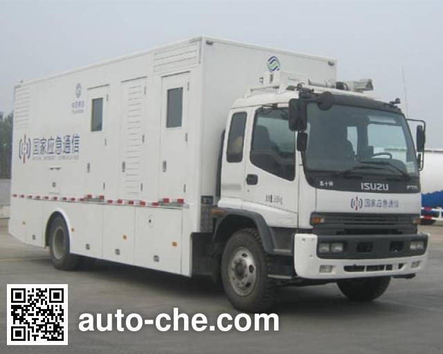 Guodao JG5160XDY4 мобильная электростанция на базе автомобиля