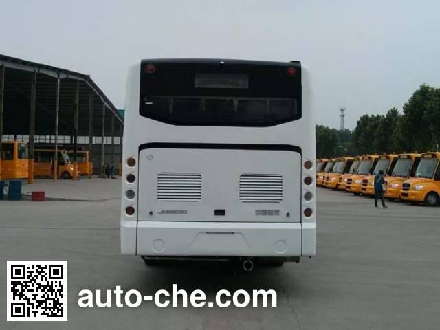 黄河牌JK6859GN5城市客车