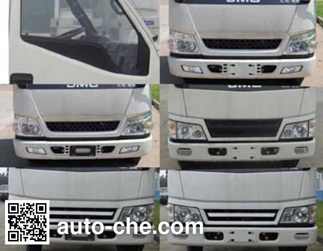Jiangling Jiangte JMT5040XLCXG2 refrigerated truck