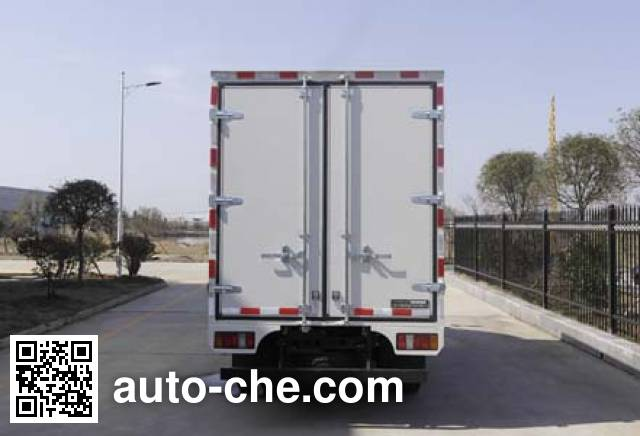 Jiangling Jiangte JMT5040XXYXGA2 фургон (автофургон)