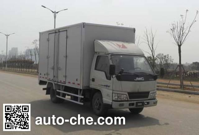 Jiangling Jiangte JMT5040XXYXGC2 фургон (автофургон)