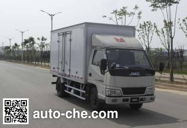 Jiangling Jiangte JMT5040XXYXGD2 фургон (автофургон)