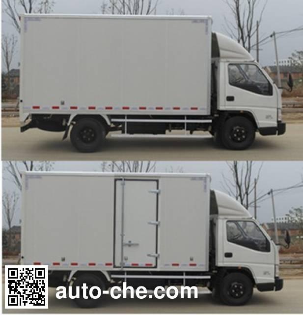 Jiangling Jiangte JMT5042XXYXGA2 фургон (автофургон)