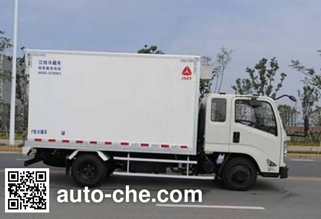 Jiangling Jiangte JMT5045XLCXPG2 refrigerated truck
