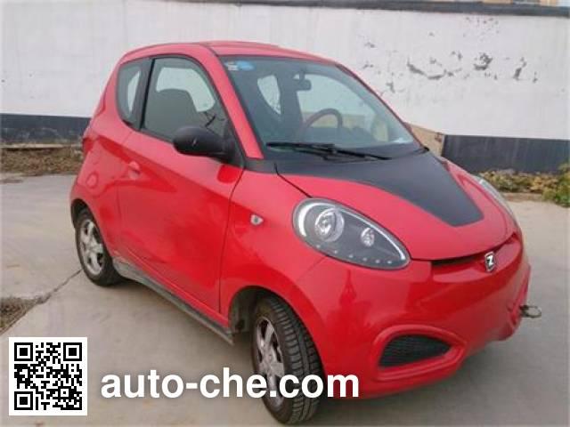 Электрический легковой автомобиль (электромобиль) Zotye JNJ7000EVZ2