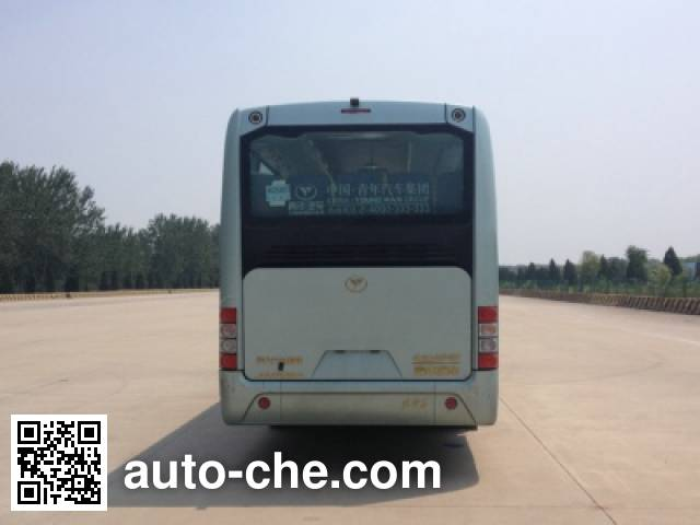 Young Man JNP6108M1 luxury coach bus