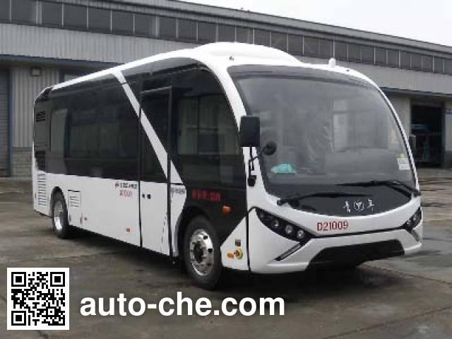Young Man JNP6803NV luxury coach bus