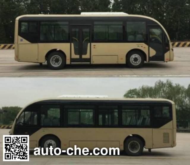 Young Man JNP6843BEVK electric city bus