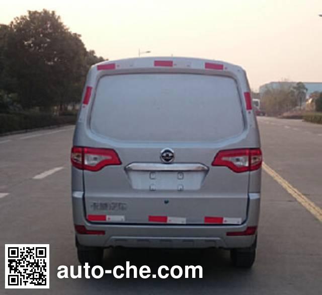 Kawei JNQ5021XXYBEV electric cargo van