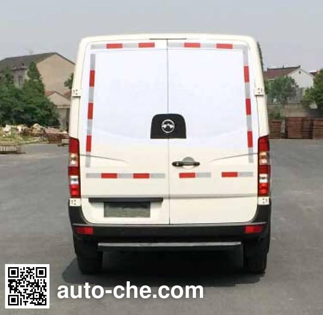 Kawei JNQ5040XXYBEV electric cargo van