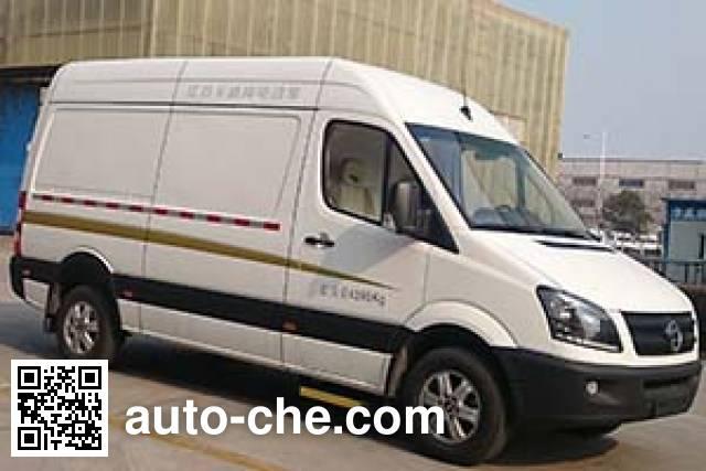 Kawei JNQ5040XXYBEV3 electric cargo van