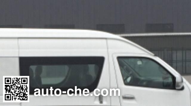 Kawei JNQ5041XXYBEV electric cargo van