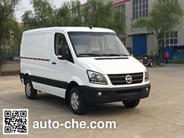 Kawei JNQ5042XXYBEV electric cargo van