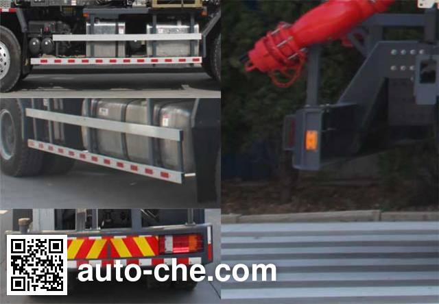 Jereh JR5470TYL fracturing truck