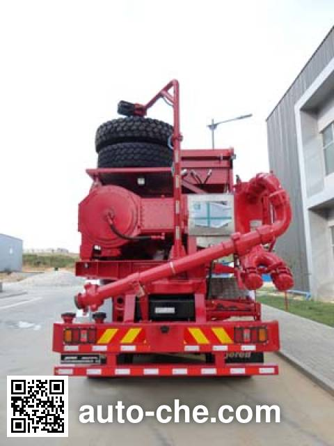 Jereh JR5472TYL fracturing truck