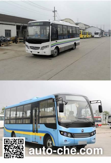 亚星牌JS6818GHBEV1纯电动城市客车